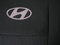 Чехлы фирмы EMC Элегант тканевые для Hyundai ix35 2010-