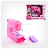 Детская швейная машинка на батарейке