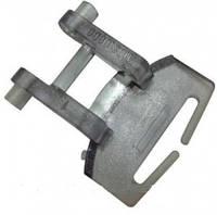 Кронштейн большой для ручки люка для стиральной машины Ardo 398137600