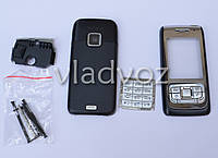 Корпус Nokia E65 чёрный с клавиатурой AAA