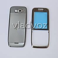 Корпус Nokia E52 серебро без клавиатуры class AAA