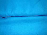 Ткань льняная (  бирюза в голубой)