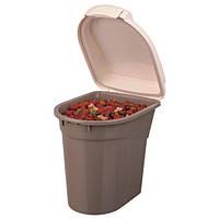 Тrixie Feed Barrel контейнер для корма 25х25см