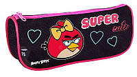 Школьный пенал-косметичка Angry Birds, для девочки