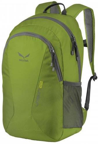 Надежный городской рюкзак 22 л. Salewa URBAN 22 1132/5330 зеленый