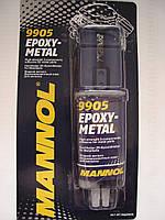 Клей двухкомпонентный Mannol Жидкий Металл