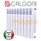 Радиатор алюминиевый CALGONI ALPHA PRO 500-100 - Италия