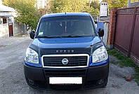 Дефлектор капота VIP TUNING Fiat Doblo c 2005 г.в.