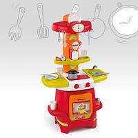 Стильная детская кухня Cooky Smoby 24238