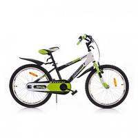 Детский велосипед Azimut stitch Премиум 20-дюймов (без дополнительных боковых колес)