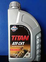 Жидкость для бесступенчатых АКПП - вариаторов FUCHS TITAN ATF CVT (1л.)
