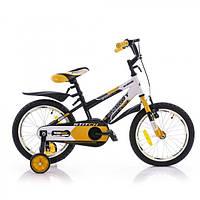 Детский велосипед Azimut stitchпремиум  16-дюймов