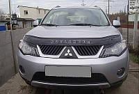 Дефлектор капота Vip Mitsubishi Outlander XL 2007-2010