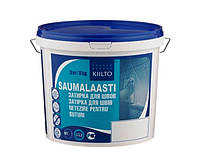 Затирка цементная KIILTO KESTO для швов плитки, №90 - ледяная-синяя, 3кг