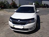 Дефлектор капота VIP TUNING Skoda Rapid с 2013 г.в.
