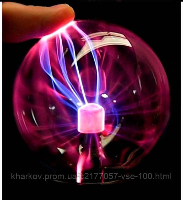 Plasma Ball можно использовать