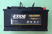 Аккумулятор Excide ES900 GEL 80Ач