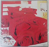 Комплект постельный шелк сатин двуспальный