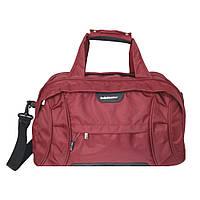 Дорожная сумка-саквояж маленькая