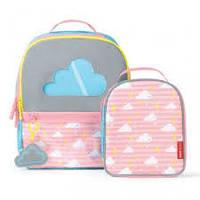 """Детский набор Рюкзак + Термо-сумка """"Облако""""  Skip Hop"""