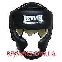 Шлем REYVEL Тренировочный винил чёрный размер L