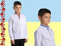 Рубашка-вышиванка 134 размер