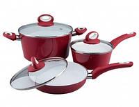 89459 Набор посуды Colorit (6 предметов) Vinzer Eco Ceramic