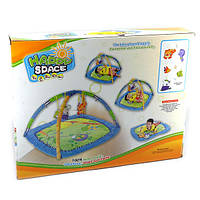 """""""Carpet Game"""" Коврик для малышей """" Лягушка"""" с дугами + 5 игрушек"""