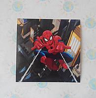 Наклейка на выключатель Человек Паук