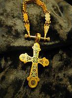 Эмалевый крест