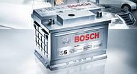 Аккумуляторы Bosch S5 100Ah / пусковой ток 830A