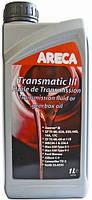 Трансмиссионное масло для автоматических коробок передач Areca Transmatic ATF 3