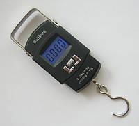Весы электронные(безмен кантер)до 50кг(5г) с батарейками в комплекте