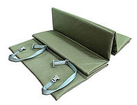 Каремат (коврик) складной 200х60 изолон кордура
