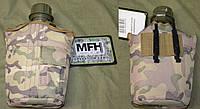 Армейская фляга USA в  термочехле Multicam.