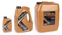 Минеральное масло GROM-EX 15W40 TURBO DIESEL 5л.