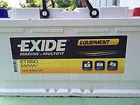 Аккумулятор Excide ET650 100Ач