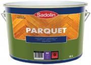 Лак для паркета Sadolin PARQUET (Садолин Паркет) 10л