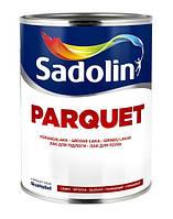 Лак для паркета Sadolin PARQUET (Садолин Паркет) 1л