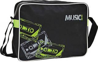 Молодежная сумка TB-11 Cassettes 1 Вересня 552172 черный