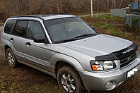Дефлектора окон Subaru Forester II 2002-2008