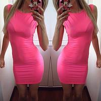Красивое платье мини