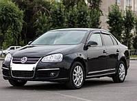 Дефлектора окон Volkswagen Jetta V Sd 2005/Sagitar 2006-2012