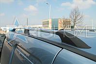 Рейлинги на крышу Хром Fiat Doblo 2000-2010 (Короткая база)