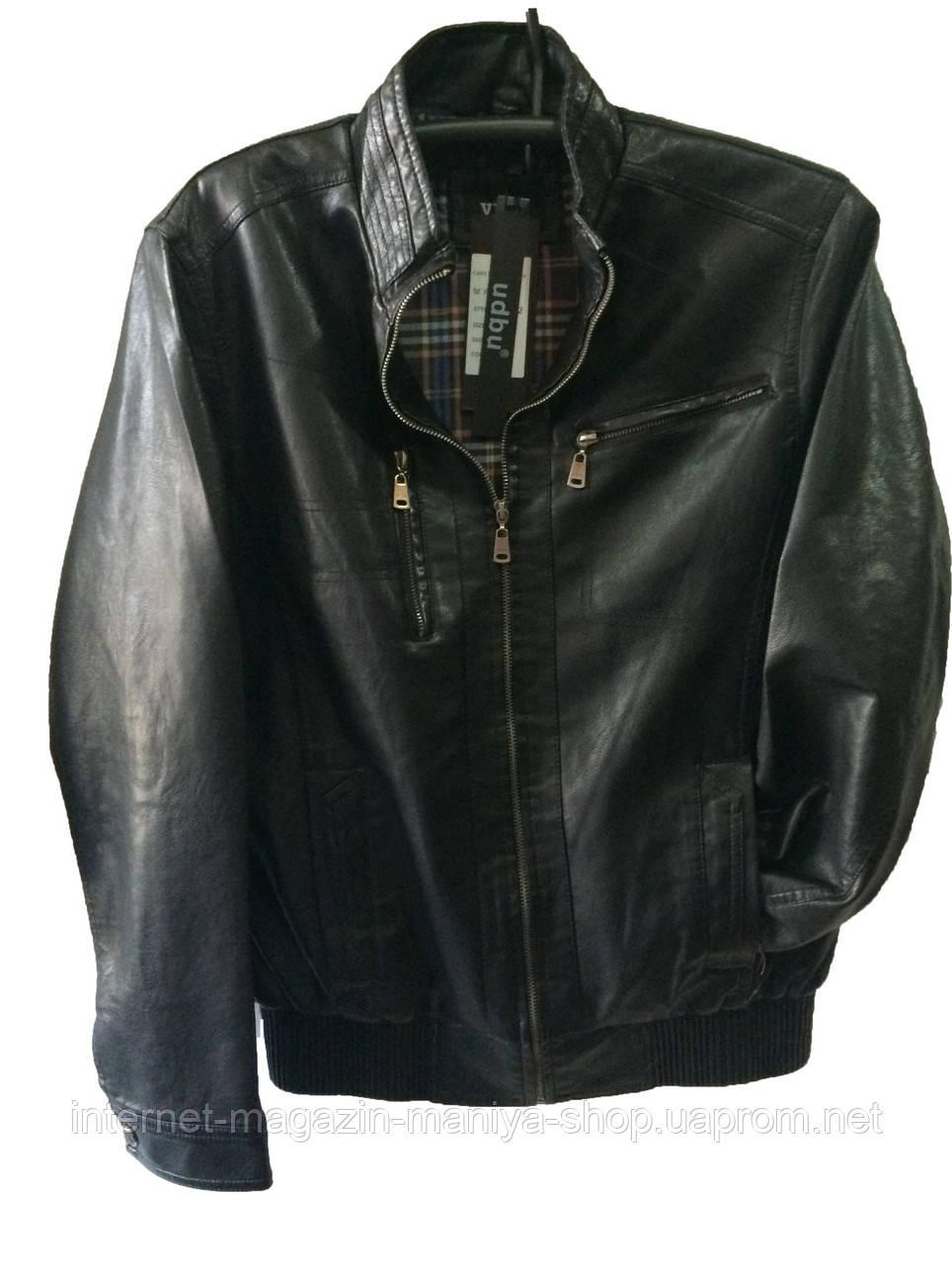 Купить Кожзам Куртку Мужскую В России Недорого