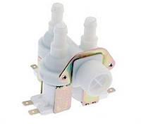 Клапан подачи воды для стиральной машины,универсальный 3/90 d 12      62AB015