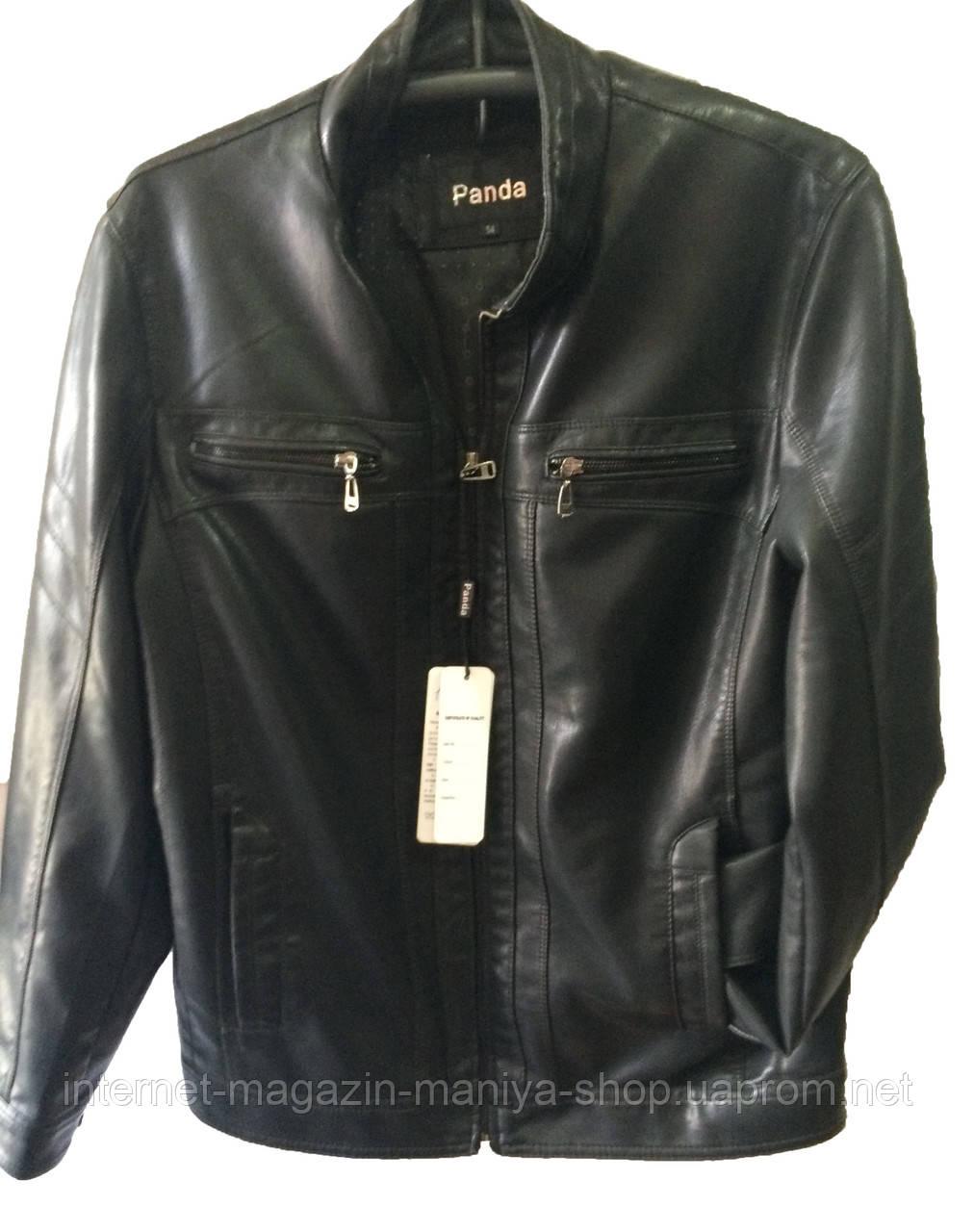 Купить Куртку Мужскую Из Кожзама В Интернет Магазине