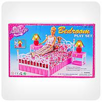 Мебель для кукол «Спальня» 99001