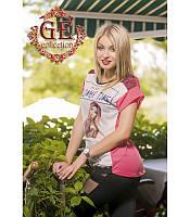 "Кофта футболка ""Summer time "" (розница +50грн), фото 1"