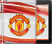 """Чехол на iPad 2/3/4 Манчестер Юнайтед 1 """"329c-25"""""""